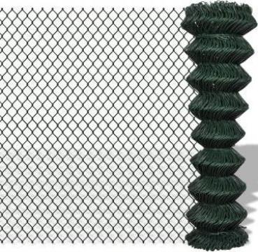 Gard lant 1,5 x 15 m, verde