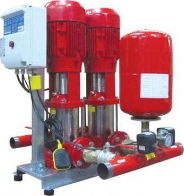 Grup de pompare hidranti 1A + 1R