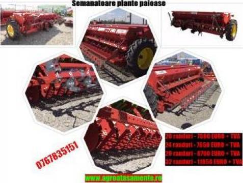 Semanatoare plante paioase 24-32 randuri, 55-90 CP de la Agro Atasamente