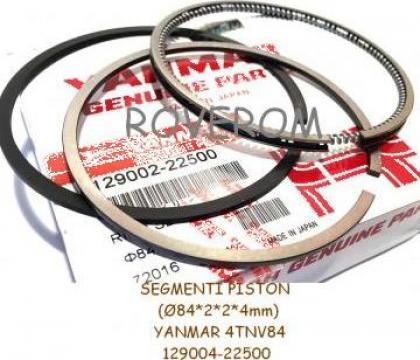 Segmenti piston motor Yanmar 3TNV84, 4TNV84 (d=84mm) de la Roverom Srl