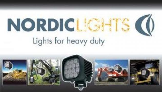 Proiectoare cu LED de la Sanroc Srl