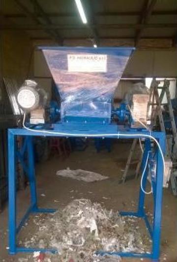 Tocator plastic de la Tyrex Tehnology Srl