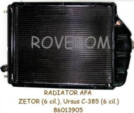 Radiator apa tractor Zetor, Ursus C-385 (6 cilindri)