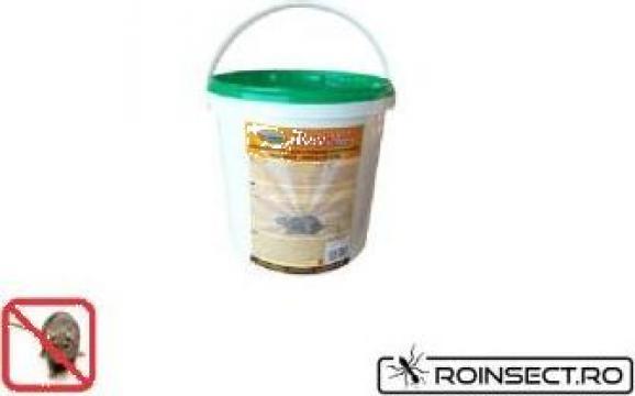 Momeala raticida pentru combaterea rozatoarelor (5kg) Ratex