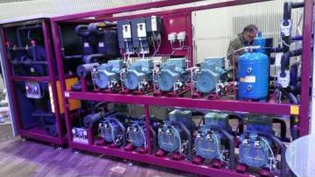 Centrale frigorifice de la Frigoextrem S.r.l.