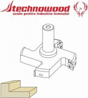 Freze CNC pentru rectificare plana de la Technowood Srl