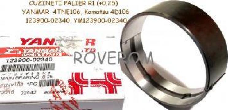 Cuzineti palier R1 (+0.25) Yanmar 4TNE106, 4TNV106