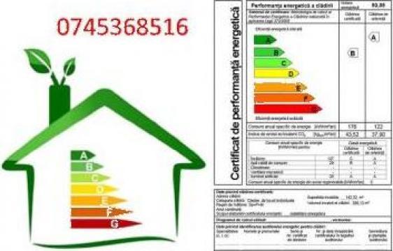 Certificat energetic, Piatra Neamt de la