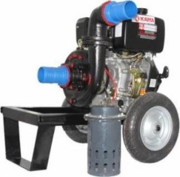 Motopompa de irigat diesel Gardelina DWP 188 K de la Basarom Com