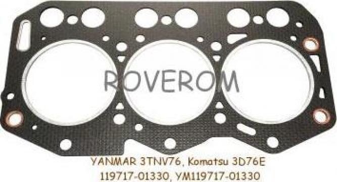 Garnitura chiuloasa Yanmar 3TNV76, Komatsu 3D76E de la Roverom Srl