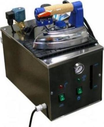 Generator de aburi cu fier de calcat Comel, Pratika IX