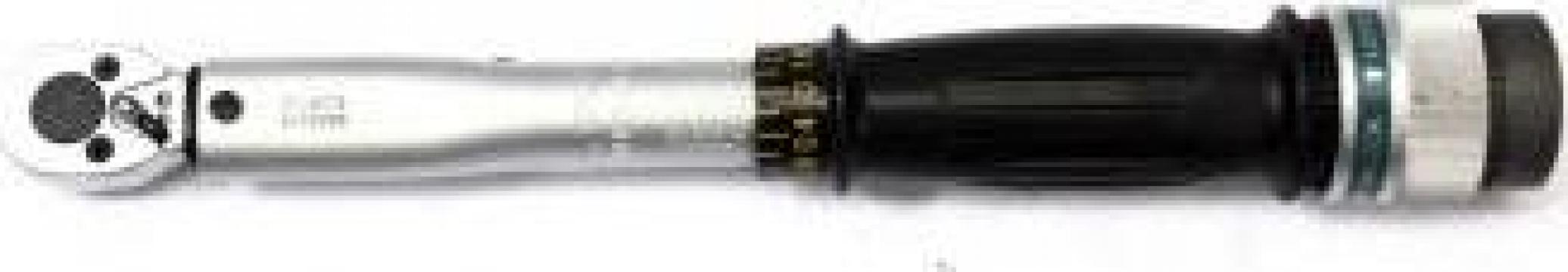 Cheie dinamometrica 1/4, 6-30 Nm (295mmL) 6472295