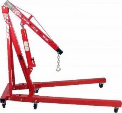 Macara hidraulica girafa 2t ZT-98006 de la Zimber Tools