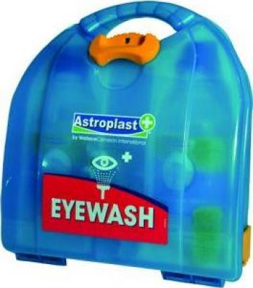 Trusa prim ajutor pentru curatarea ochilor Mezzo Eyewash