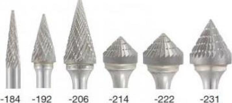 Freza rotativa din carbura 0460-184 de la Nascom Invest