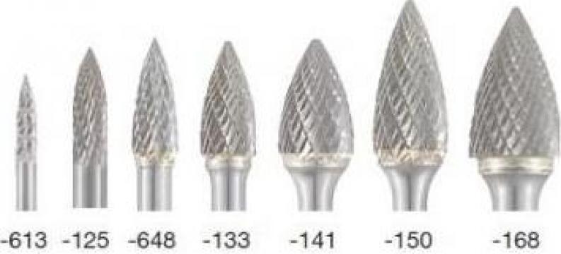 Freza rotativa din carbura 0460-613 de la Nascom Invest