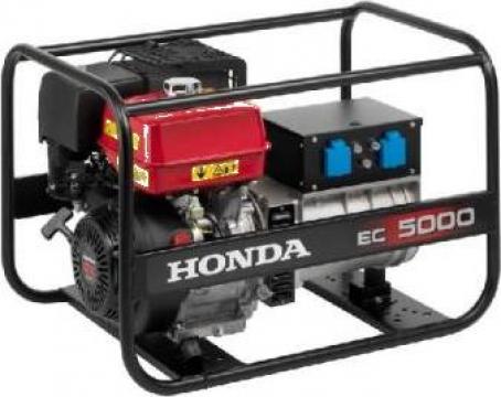 Generator Honda EC 5000 de la Nascom Invest