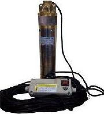 Pompa submersibila pentru ape curate 4SKM150 de la Nascom Invest