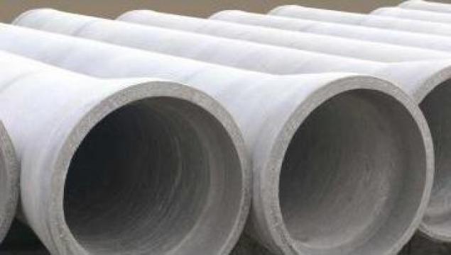 Tuburi din beton armat DN 1000mm x5ml de la Valtro Intern Distribution