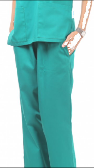 Pantalon cu doua buzunare tercot