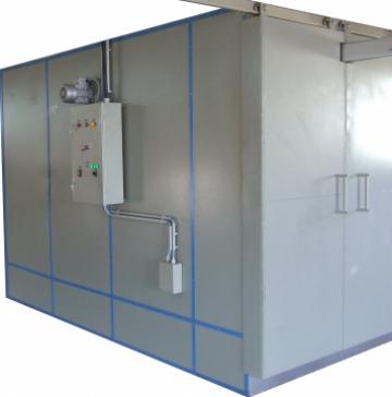 Cuptor de polimerizare electric