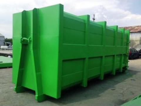 Container pentru presa stationara Abroll 24mc de la Edmarom Prod 2007 Srl