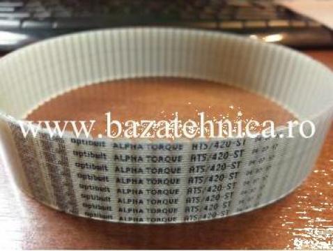 Curea de transmisie AT5 420 mm, latime 31 mm de la Baza Tehnica Alfa Srl