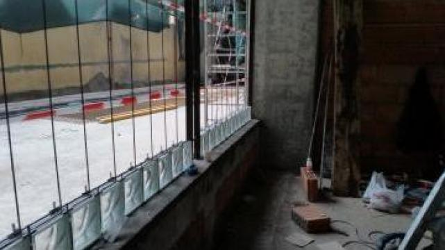 Caramida 20x20 transparenta de la Hexi Market Srl