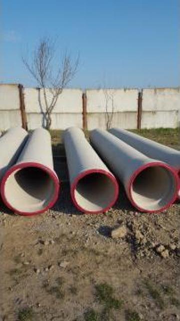 Tuburi din beton armat si teava de la Valtro Intern Distribution