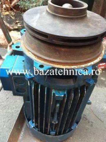 Reparatie pompa 15 kw de la Baza Tehnica Alfa Srl