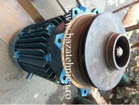 Reparatie pompa centrifuga 15 kw de la Baza Tehnica Alfa Srl
