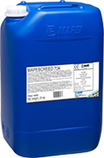 Aditiv pe baza de polimeri acrilici Mapescreed 704 de la Alveco Montaj Srl