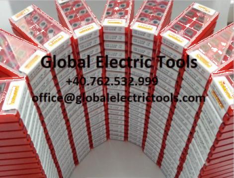 Placute vidia R390 11T308 de la Global Electric Tools SRL