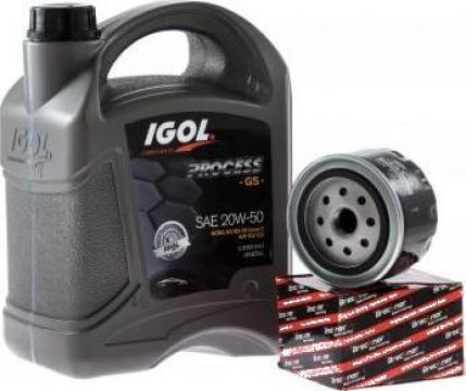Ulei motor Igol Process GS 15W40/20W50, 4litri + filtru de la Edy Impex 2003