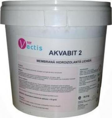 Bitum lichid pentru fundatii Akvabit 2 de la Vectis Tet Srl