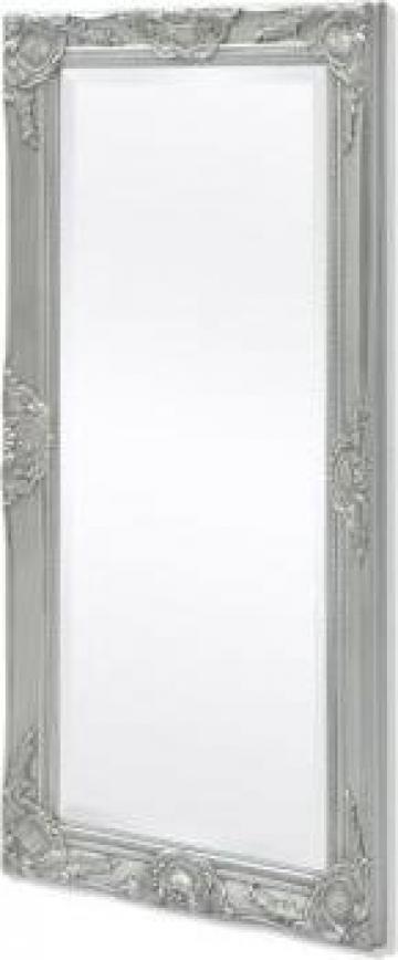 Oglinda verticala in stil baroc, 100 x 50 cm