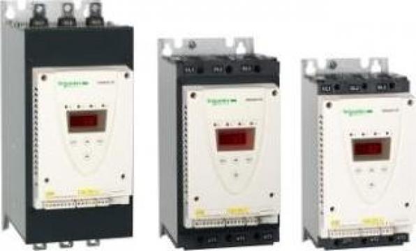 Demaroare progresive universale de la 4 la 400kW de la Electrotools