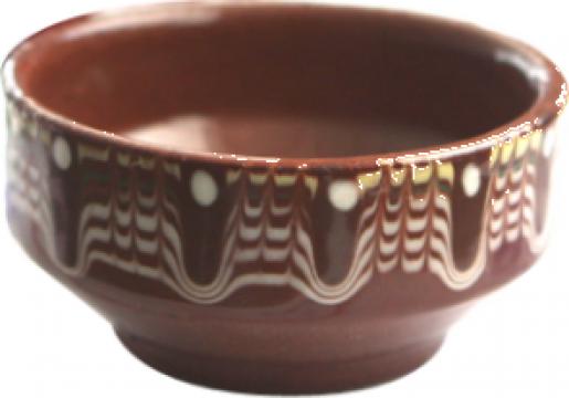 Cupa ceramica, lut 6cm de la Basarom Com
