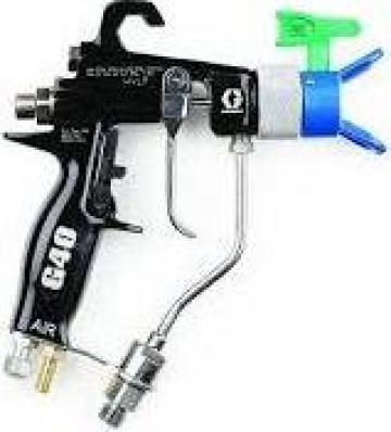 Pistol Graco asistat pneumatic G40 w/RAC de la Iso Equipments Srl
