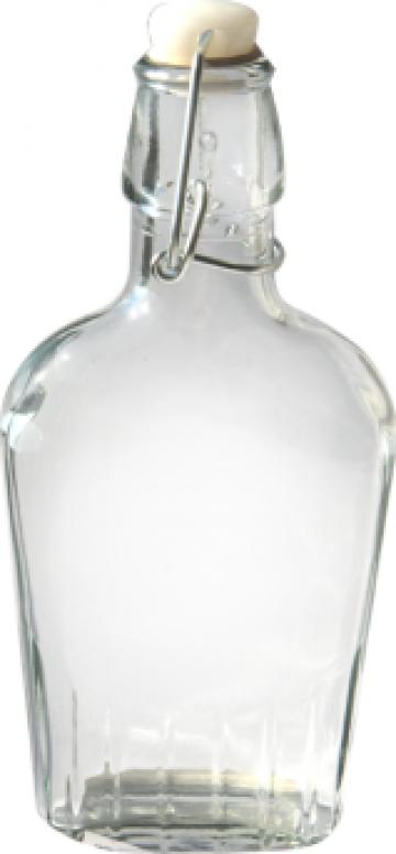 Sticla plata 250ml de la Basarom Com
