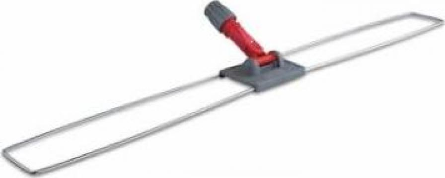 Suport metalic pentru mop profesional Raki 100cm de la Basarom Com