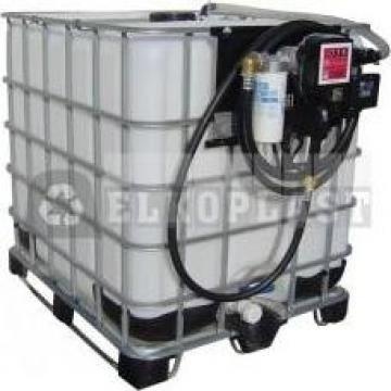 Bazin IBC carburanti 600-1000 litri