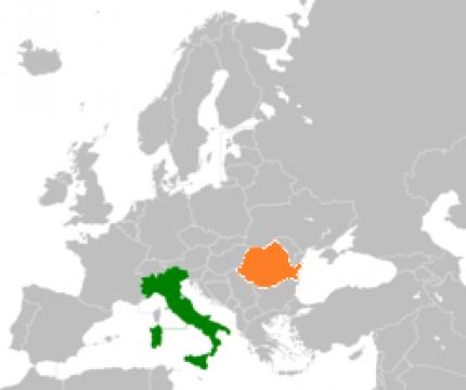 Transport rutier grupaj din/spre Ravenna (Italia)