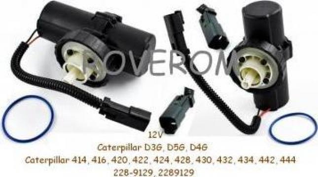 Pompa alimentare electrica Caterpillar, Jcb