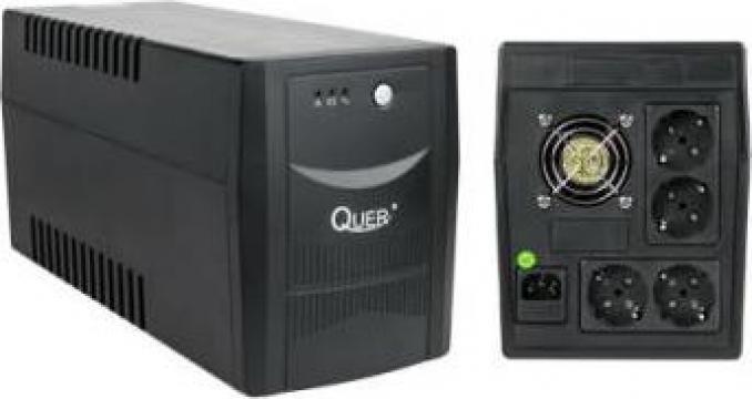 UPS 1500VA-900W-QUER de la Electro Supermax Srl