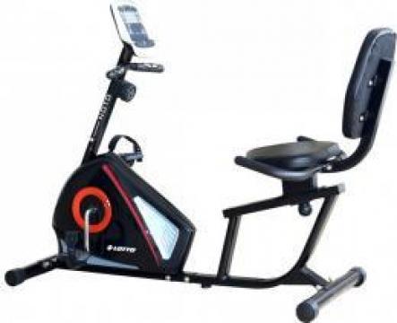Bicicleta fitness Recumbent Magnetica Lotto