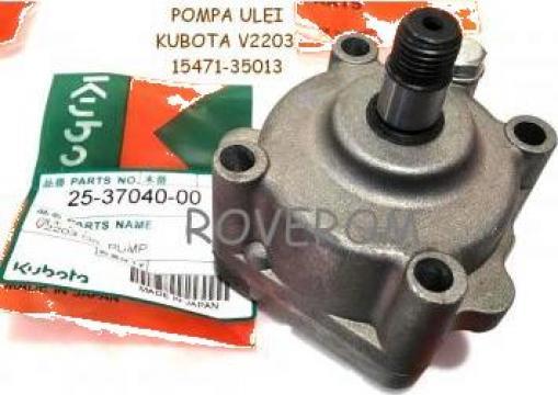 Pompa ulei Kubota V1902, V2203, V2403, Carrier CT4.134