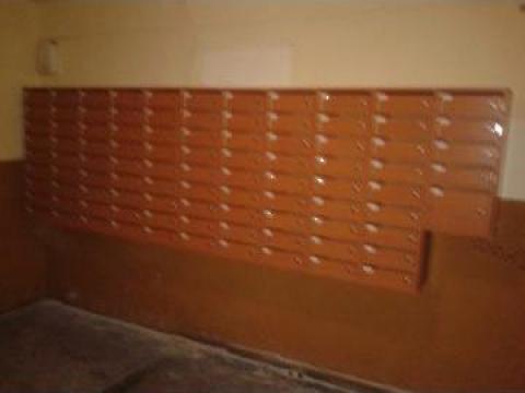 Cutii postale 96 apartamente de la Corban Mobila Srl