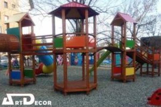 Complex de joaca pentru parcuri