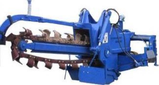 Atasament de sapat santuri GM-160-AF